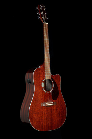 Fender CD-140SCE Mahogany Acoustic Electric Guitar