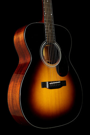 Eastman E10OM-Sunburst Acoustic Guitar