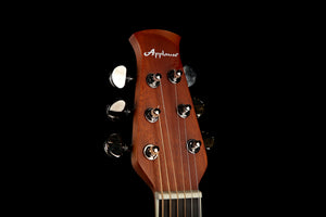 Ovation Applause Elite Cherry Flame Acoustic Electric Guitar