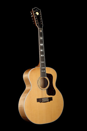 Guild F-512E Maple Jumbo 12 String Acoustic Electric Guitar