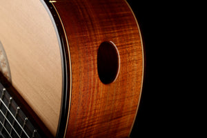 Allan Bull 'Concert' Model CLG1219 Classical Guitar