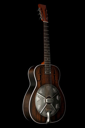 National M-14T 'ThunderBox' Resonator Guitar
