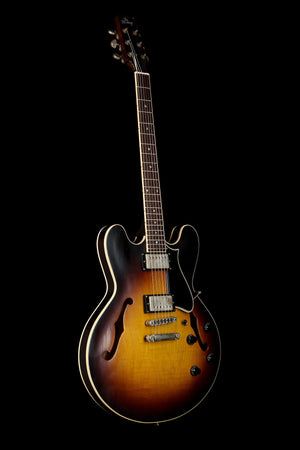 Heritage H-535 'Artisan Aged' Original Sunburst Electric Guitar