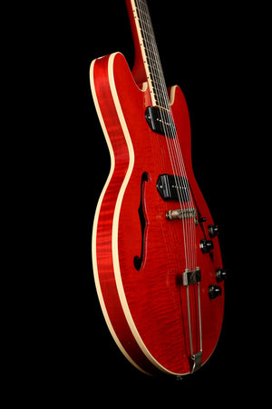 Heritage H-530 'Artisan Aged' Translucent Cherry Electric Guitar