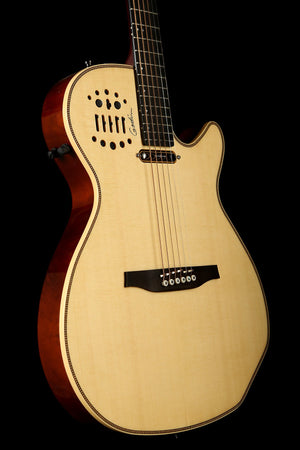 Godin Multiac Spectrum High Gloss Synth Access - acousticcentre
