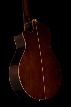 Yamaha NTX3-BS Nylon Electric Classical Guitar