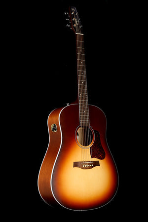 Seagull Entourage Autumn Burst QIT Acoustic Electric Guitar