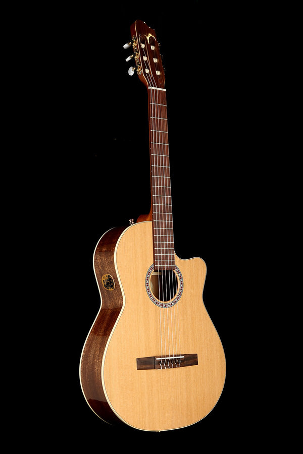 La Patrie Concert CW Quantum EQ Classical Electric Guitar