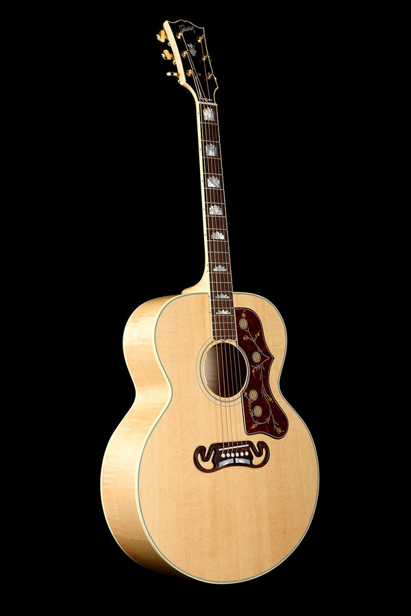 Gibson SJ-200 Antique Natural Acoustic Electric Guitar