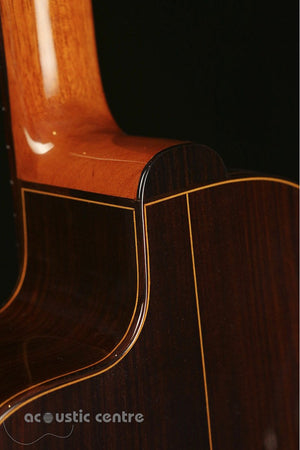 Esteve 7ce Cedar Acoustic Electric - acousticcentre
