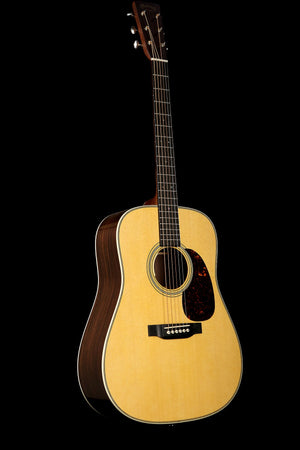 Martin HD-28E LRB Acoustic Electric Guitar: Standard Series Reimagined