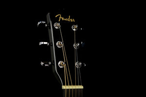 Fender CD-60S Black Acoustic Guitar