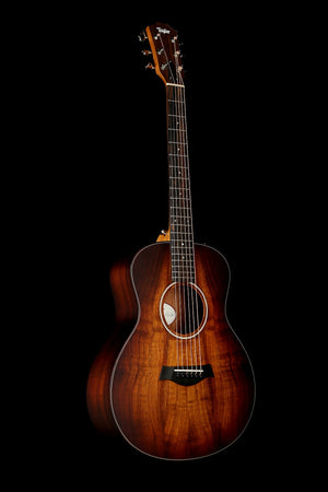 Taylor GS Mini-e Koa Plus Left Hand Acoustic Electric Guitar