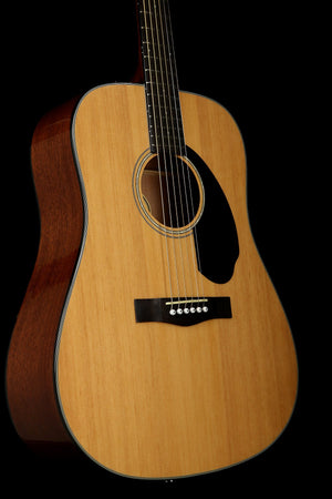Fender CD-60S Natural Acoustic Guitar