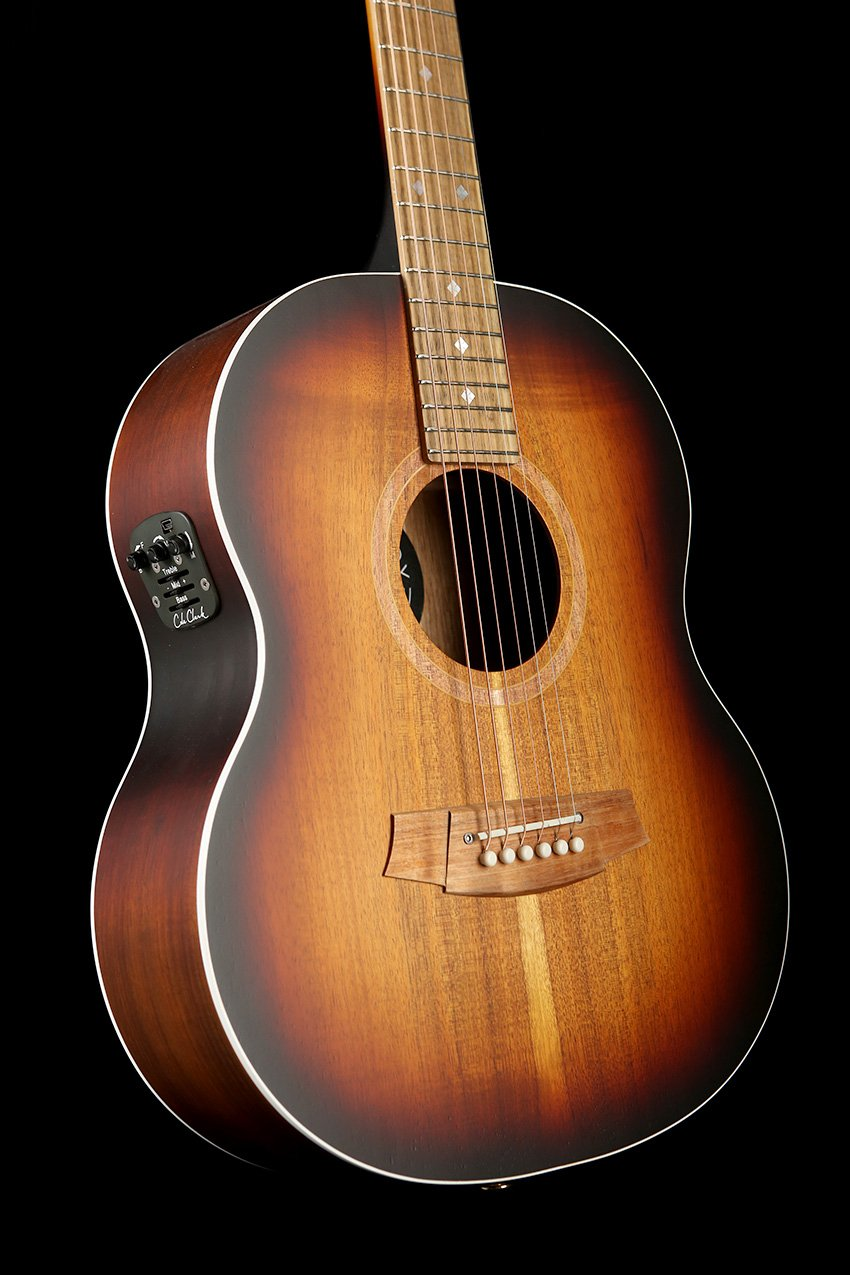 Cole Clark Little Lady 2E  Blackwood Custom - acousticcentre