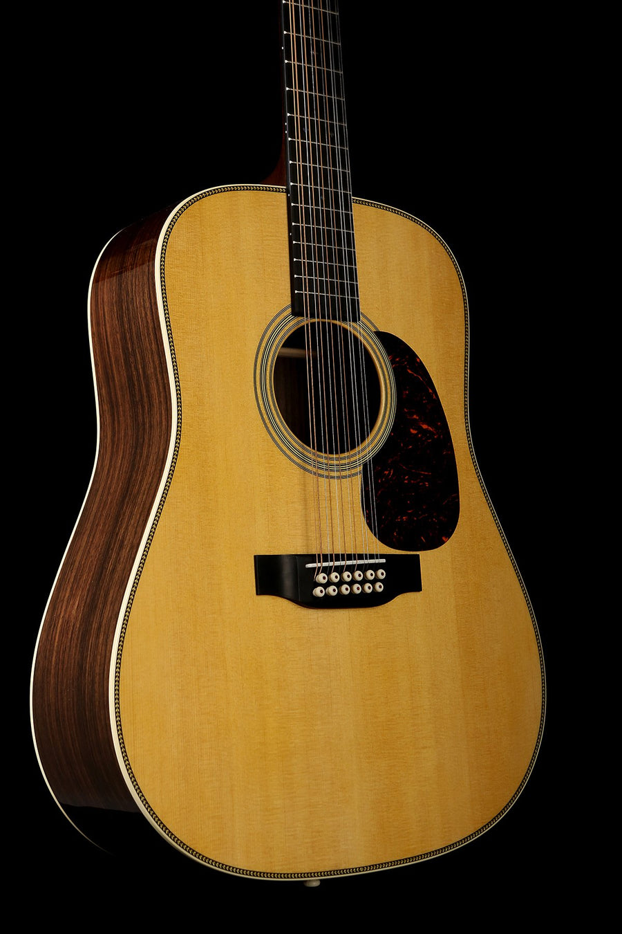 Martin HD12-28 12-String Acoustic Guitar: Standard Series Reimagined