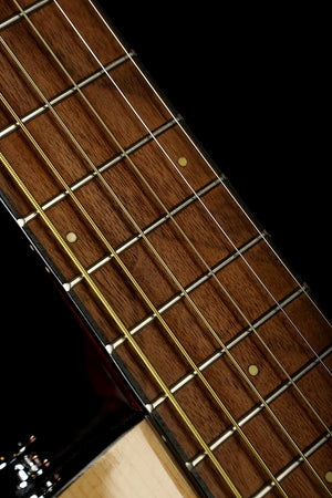 Gitane DG-255 Oval Hole Acoustic Guitar - acousticcentre