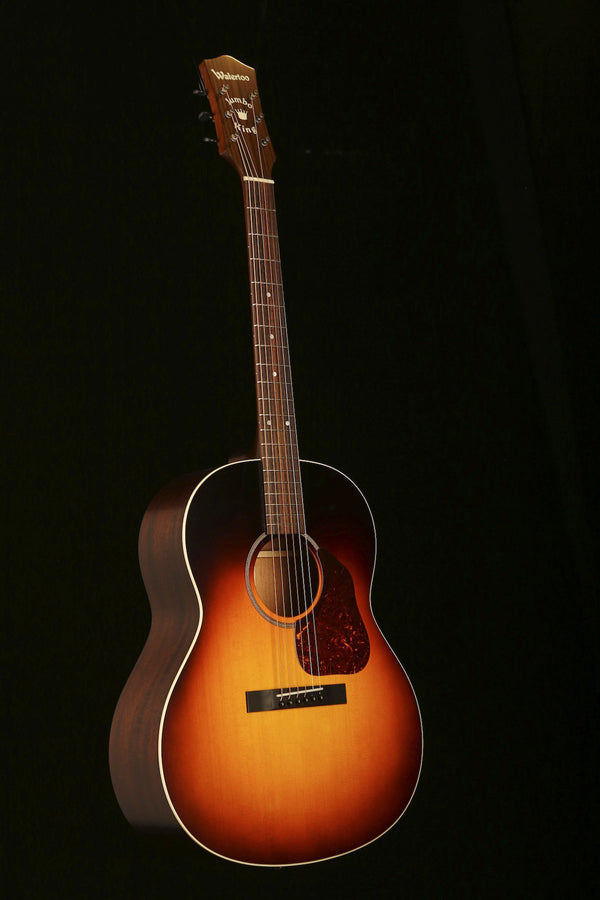 Collings Waterloo 'Jumbo King' WL-JK Sunburst X-Brace Acoustic Guitar - acousticcentre
