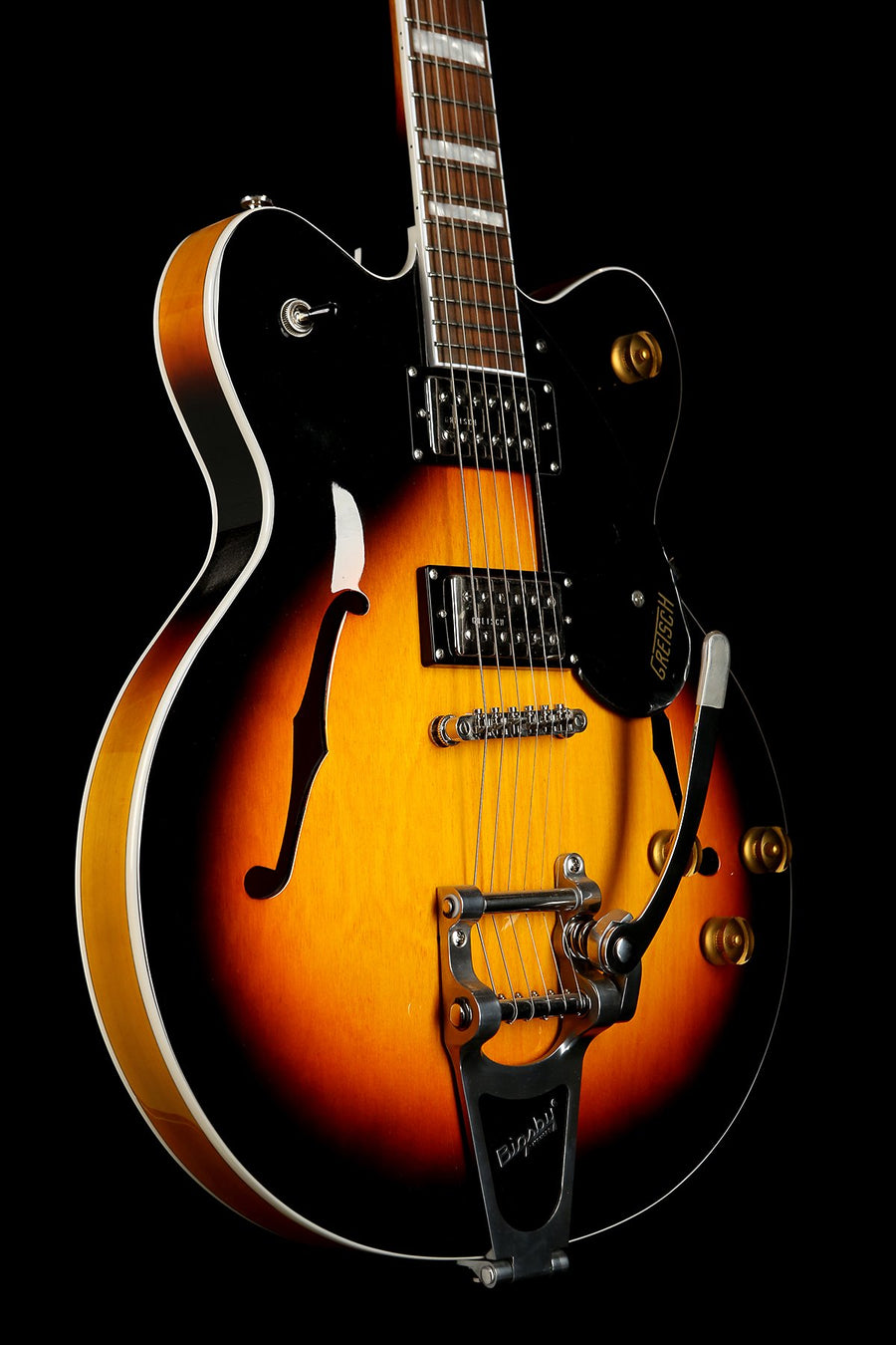 Gretsch G2622T Streamliner Centre Block 'Brooklyn Burst' With Bigsby Electric Guitar
