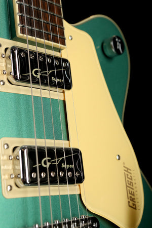 Gretsch G5622T Electromatic Center Block Double-Cut With Bigsby 'Georgia Green' Electric Guitar