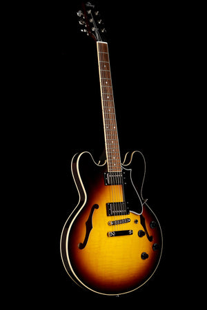 Heritage H-535 Original Sunburst Electric Guitar