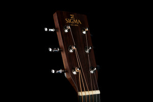 Sigma 00MSE Acoustic Electric Guitar