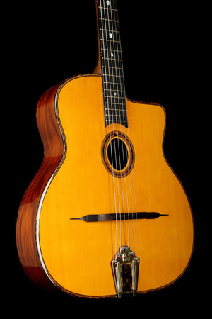 Gitane DG-300 'John Jorgenson' Oval Hole Gypsy Jazz Acoustic Guitar