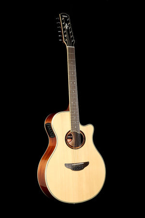 Yamaha APX700II NT12 12-String Acoustic Electric Guitar