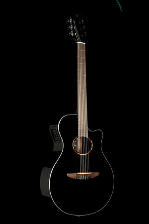 Yamaha NTX1 Black Acoustic Electric Guitar
