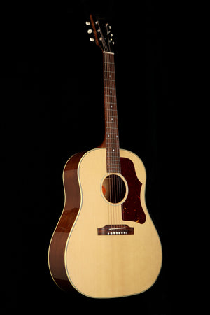 Gibson 50's J-50 Original Antique Natural Acoustic Electric Guitar