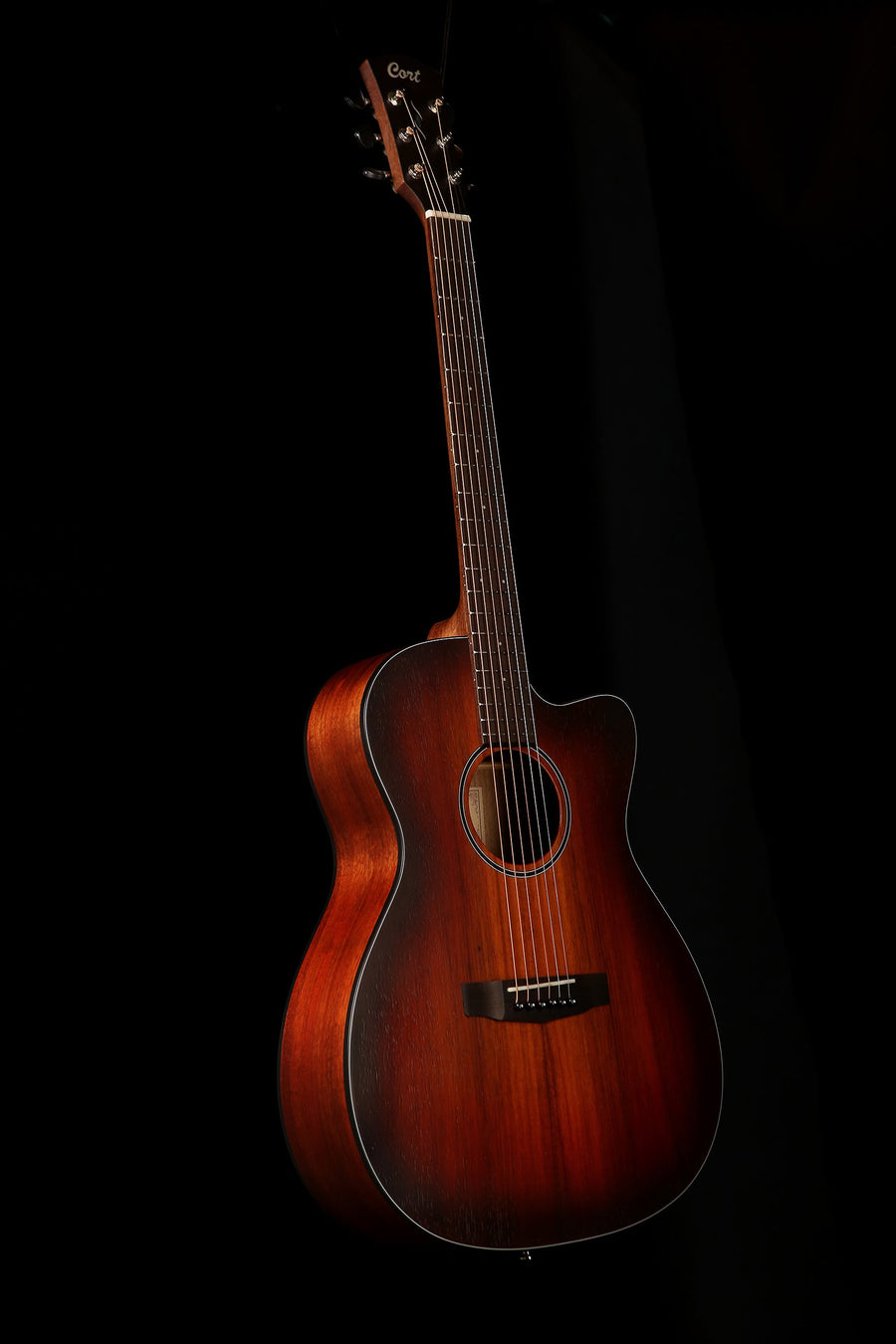 Maton EBG808 Nashville Left Handed Acoustic Electric Guitar