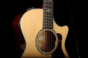 Taylor 612ce V-Class Acoustic Electric Guitar