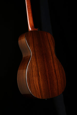 Santa Cruz OM/PW Custom Rosewood Acoustic Guitar
