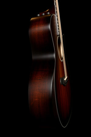 Taylor 324ce Builder's Edition V-Class Acoustic Electric Guitar