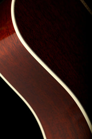 Santa Cruz D Model Custom Adirondack Acoustic Guitar