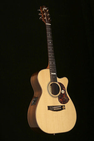 Maton EM100C-808 Messiah bluegrass Acoustic Guitar - acousticcentre