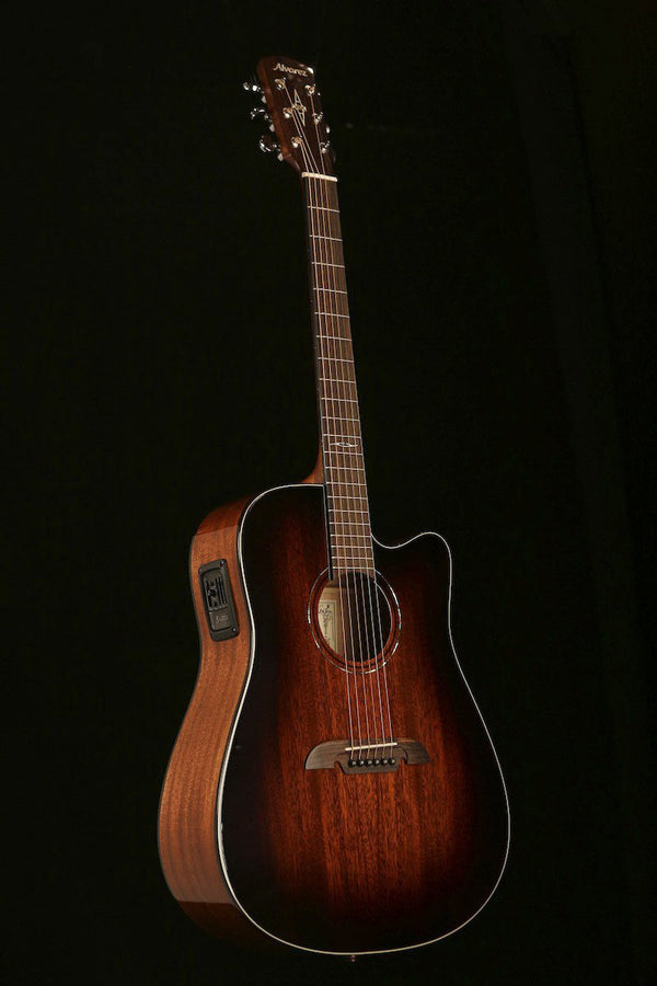 Alvarez AD66ce Dreadnought Acoustic Electric - acousticcentre