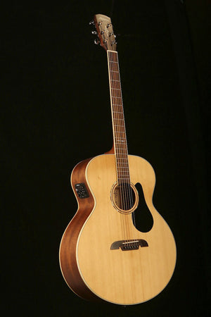 Alvarez ABT60E Baritone Acoustic Electric Guitar - acousticcentre