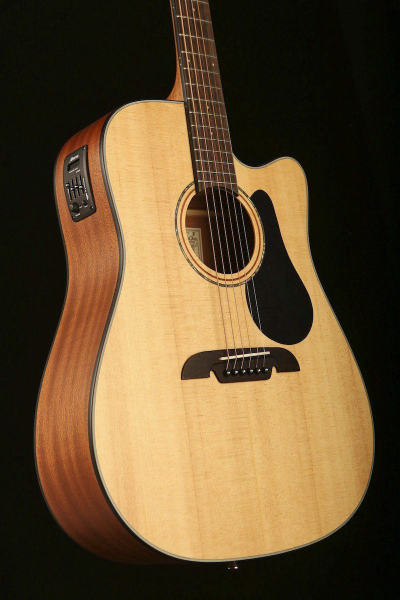 Alvarez AD30CE Acoustic Electric Guitar - acousticcentre
