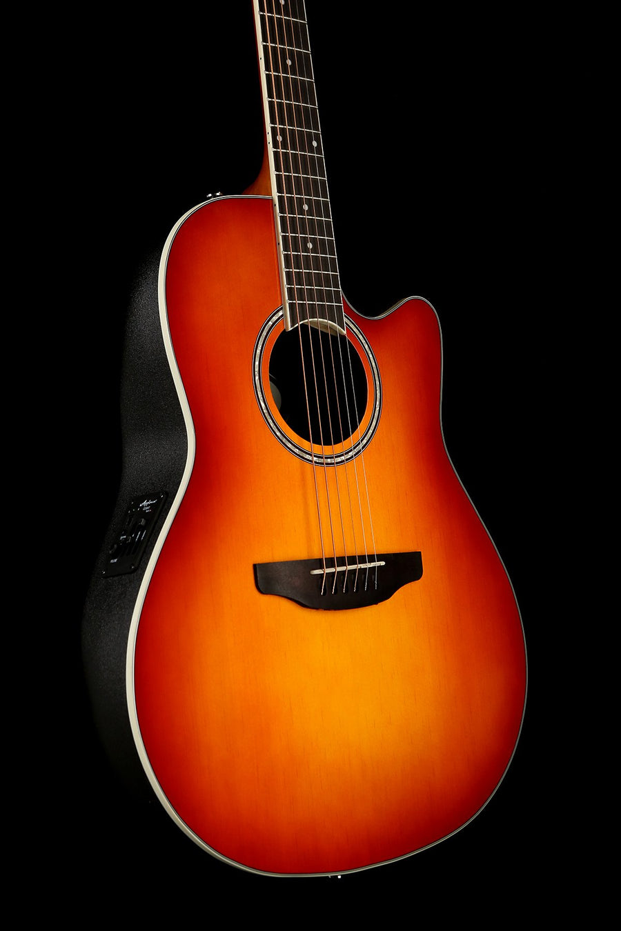 Ovation Applause ABP24II-HP Balladeer Acoustic Electric Guitar