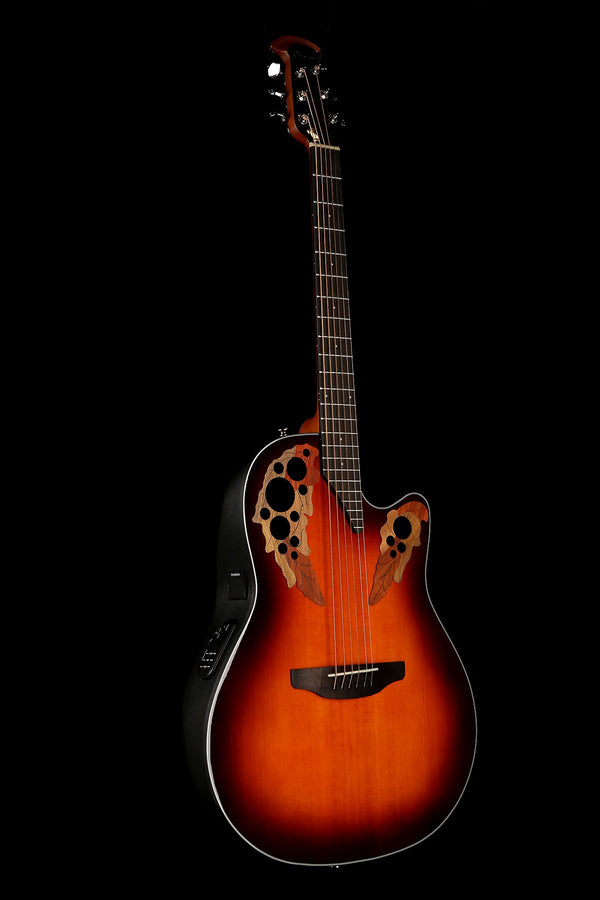 Ovation CE44 Celebrity Elite Sunburst Acoustic Electric Guitar
