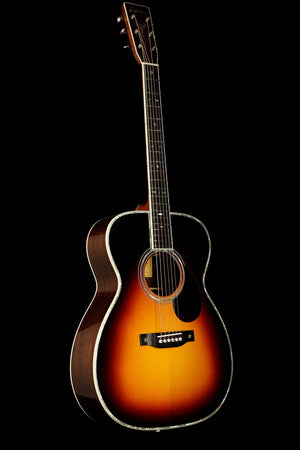 Eastman E40OM-SB Acoustic Guitar