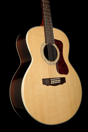 Guild F51212E 12-String Jumbo Acoustic Electric Guitar