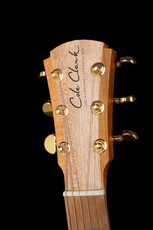 Cole Clark 'Angel' AN2EC RDBL Redwood / Blackwood Acoustic Electric Guitar