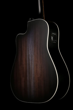 Maton SRS60C Ghost Black Acoustic Electric Guitar