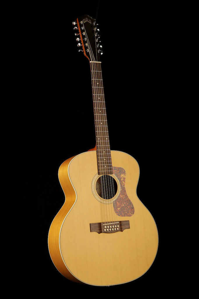 Guild F2512E Jumbo 12 String Acoustic Electric Guitar