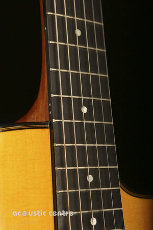 Gitane D500 D Hole Acoustic Guitar - acousticcentre