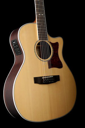 Cort GA5F Grand Auditorium 12-String Acoustic Electric Guitar