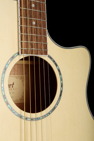Cort GA-MEDX Acoustic Electric Guitar