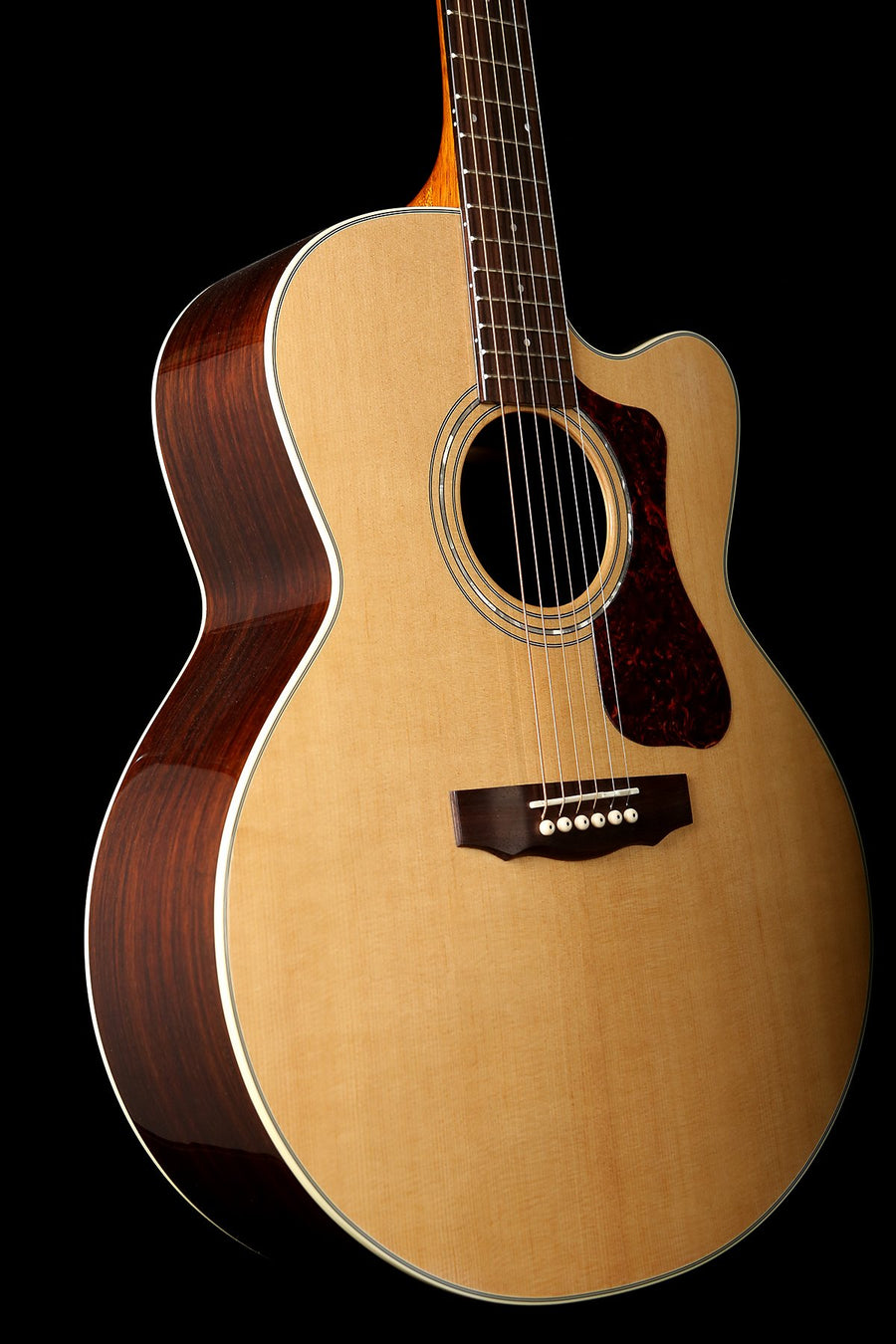 Guild F-150ce Westerly Jumbo Acoustic Electric Guitar